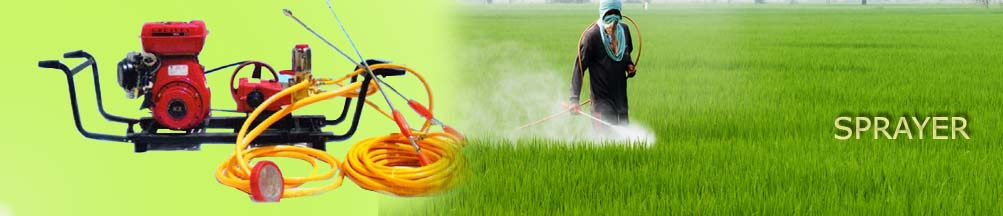 Agricultural equipments and suppliers in India